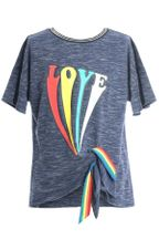 Truly Me Rainbow Love Tee (7 & 10)