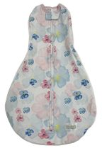 Woombie Swaddle Flowy Flowers
