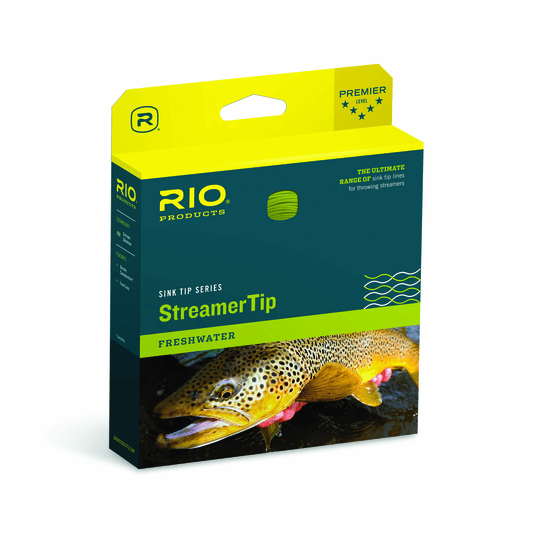Rio In Touch 10 Ft Type 6 Sink Tip Streamer Fly Line Rio