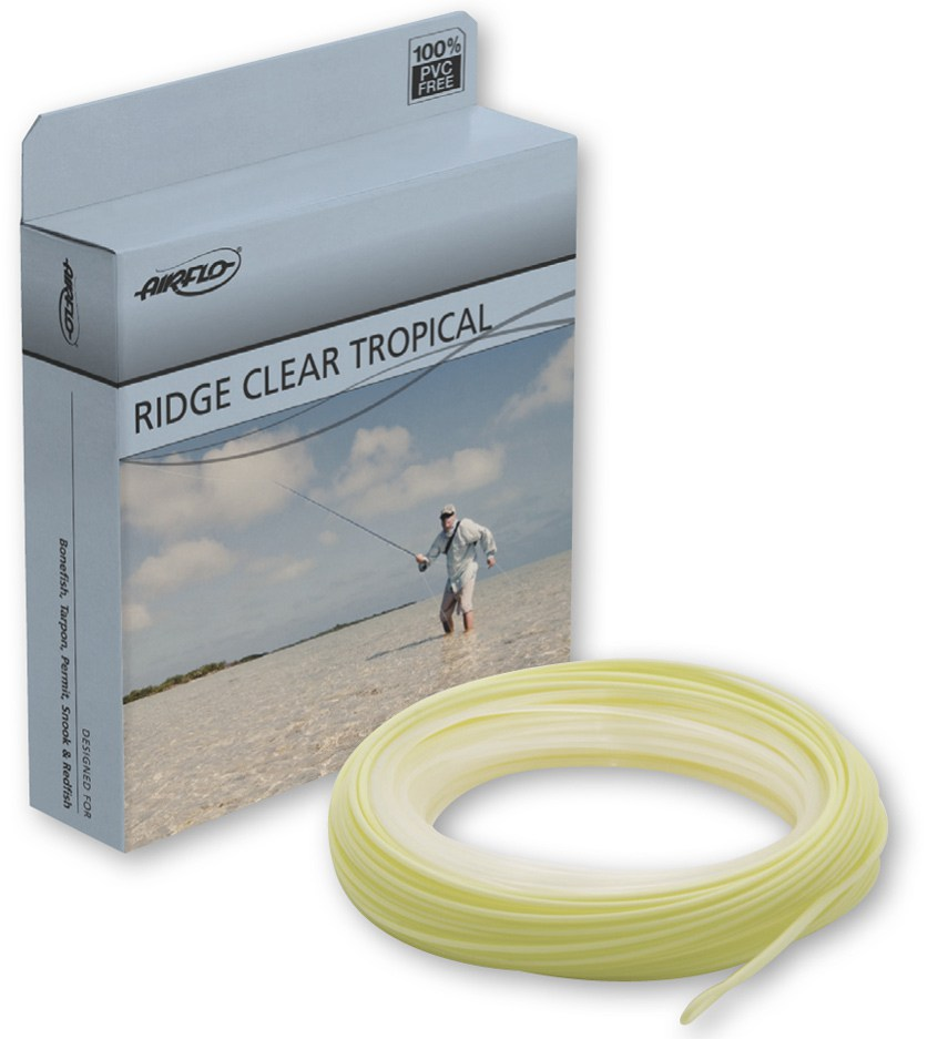 color: AQUA BLUE WF-9-F TROPICAL SALTWATER FLY LINE with LOOPS FLOATING