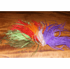 Barred Ostrich Plume Feather Piece