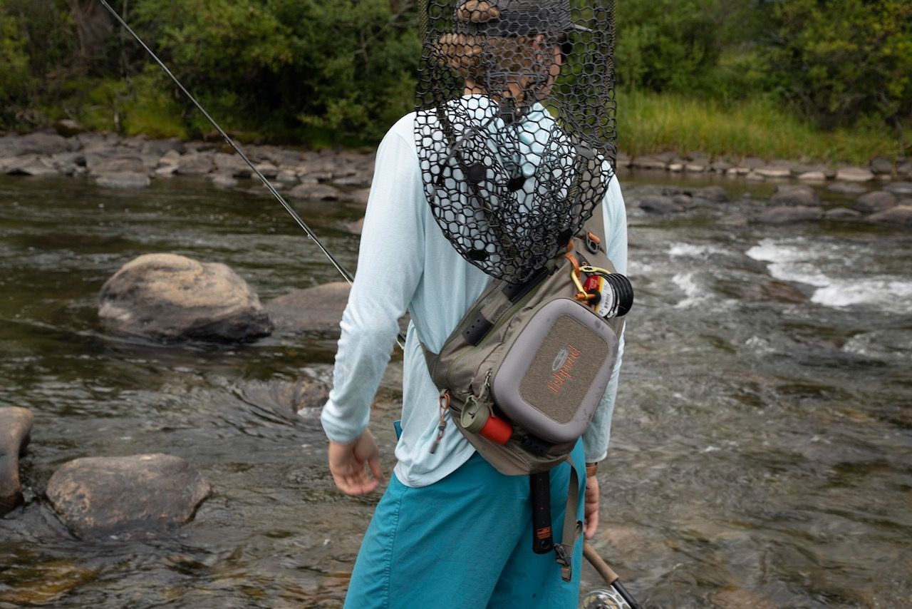 Fishpond Summit Sling Fishpond Fly Fishing Packs And Vests
