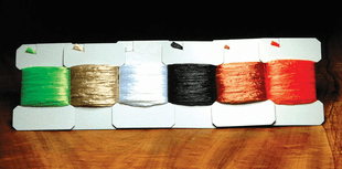 Fly Tying Materials For Body And Legs