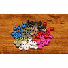 Mottled Tactical Tungsten Slotted Beads