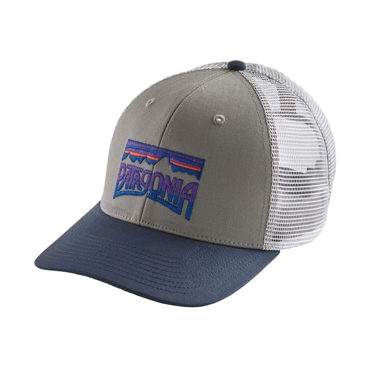 Patagonia Fitz Roy Frostbite Trucker Hat - Hats f6594a51aef
