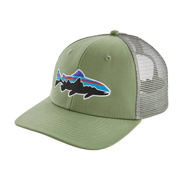 760b530dcde29 Patagonia Fitz Roy Trout Cap - Patagonia Hats   Headwear