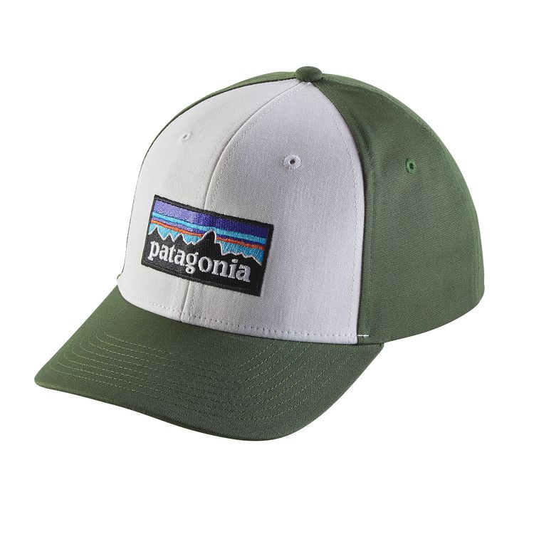 00df1ed4 Patagonia P-6 Logo Roger That Hat - Hats