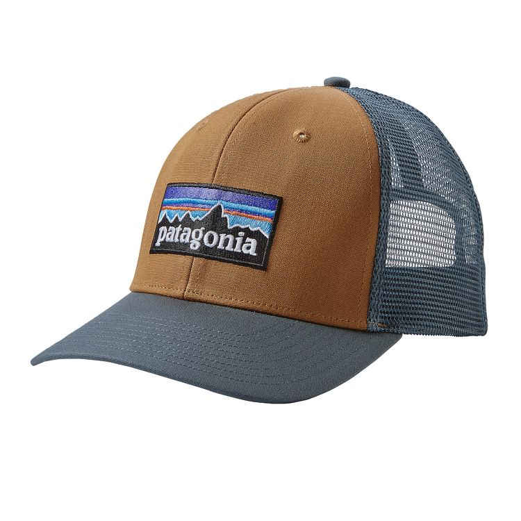 7a25f829a80d4 Patagonia P6 Trucker Hat - Patagonia Headwear and Trucker Hats