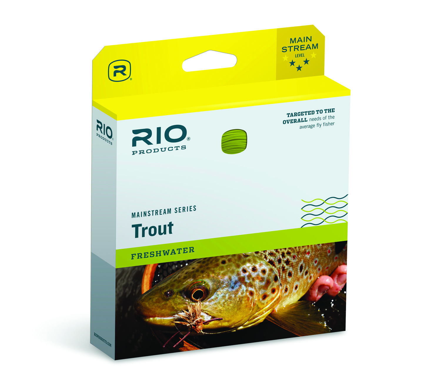 trout salmon BEST QUALITY double zinger fly fishing