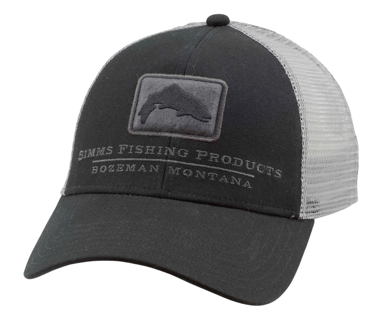 7c3d1a92487 Simms Trout Icon Trucker Hat - Simms Trucker Hats