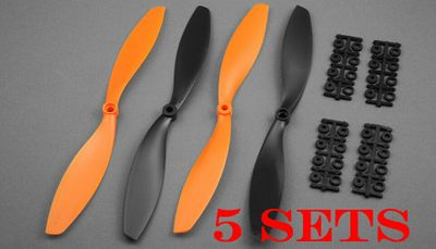 5 Sets of 10x4.5 inch Propellers 05H106-05-Propeller for Multicopter copter