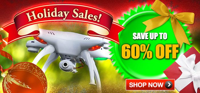 Holiday Sales!  Save Up to 60% OFF!