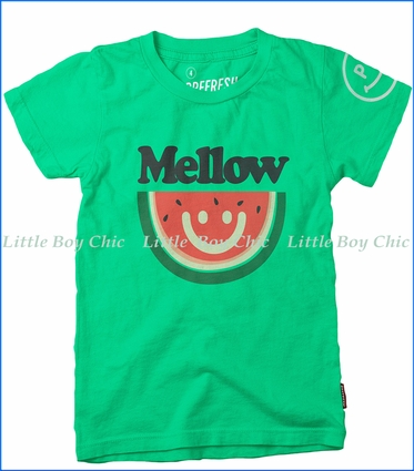 Prefresh, Mellow T-Shirt in Green