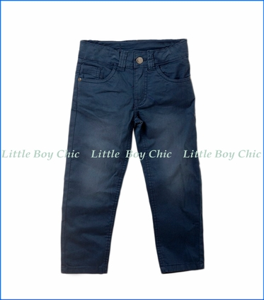 Tuc Tuc, Twill Trousers in Blue
