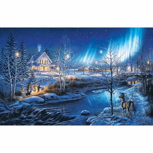All is Bright - 1000pc Jigsaw Puzzle by Sunsout