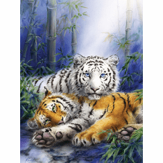 Always Together - 300pc Large Format Jigsaw Puzzle by Sunsout