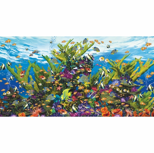 Aquarium of the Sea - 500pc Jigsaw Puzzle by Sunsout