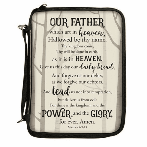 BO140 Lords Prayer Bible Organizer
