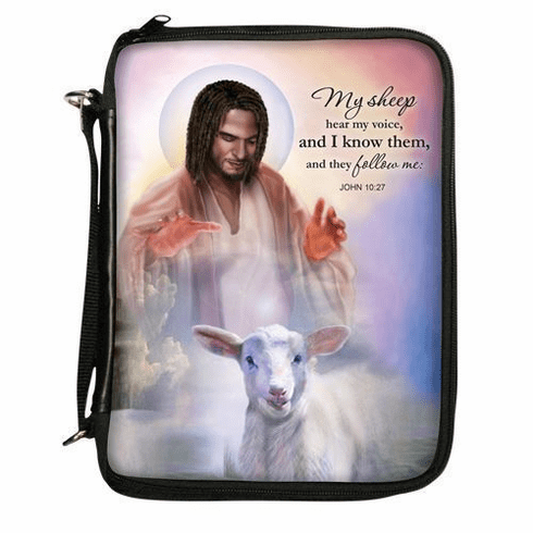 BO141 My Sheep Bible Organizer
