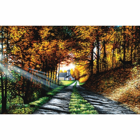 Choose Your Path Wisely - 550pc Jigsaw Puzzle by Sunsout