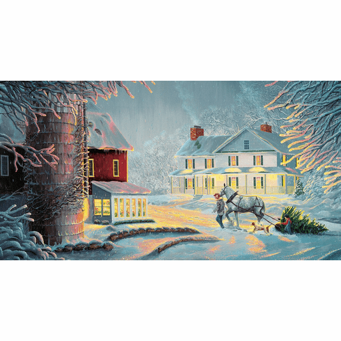 Coming Home - 500pc Jigsaw Puzzle by SunsOut