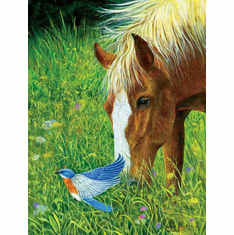 Dinner for Two - 300pc Large Format Jigsaw Puzzle by Sunsout