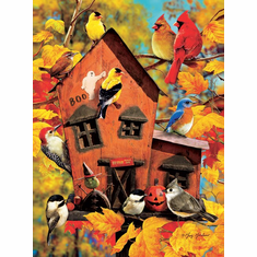 Fall Birds - 1000pc Jigsaw Puzzle by Sunsout
