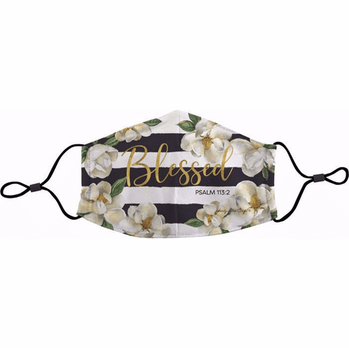 FM02 Blessed Magnolia Face Mask