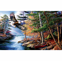 Freedom Waters - 1000pc Jigsaw Puzzle by SunsOut