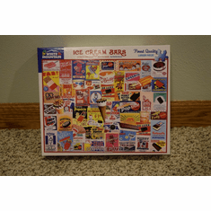 Ice Cream Bars - 1000pc Jigsaw Puzzle By White Mountain NEW