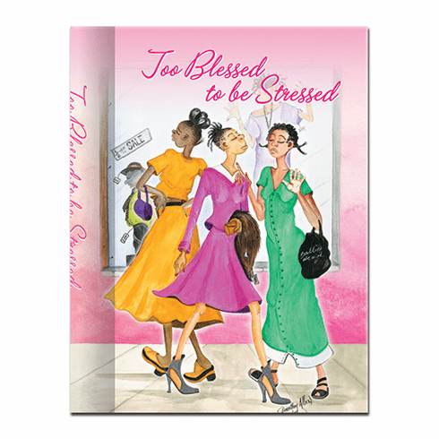 J165 Too Blessed 2016 Journal