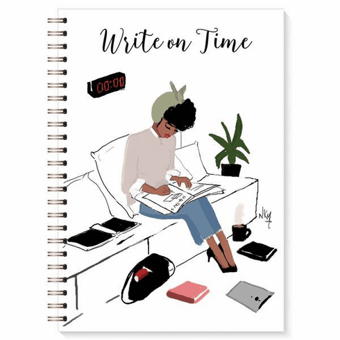 J181 Write On Time Journal