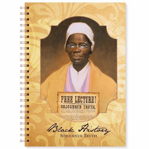J190 Sojourner Truth Wired Journal