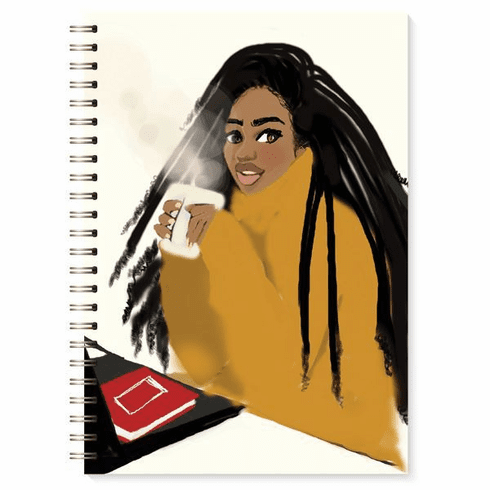 J192 Coffee Girl Wired Journal