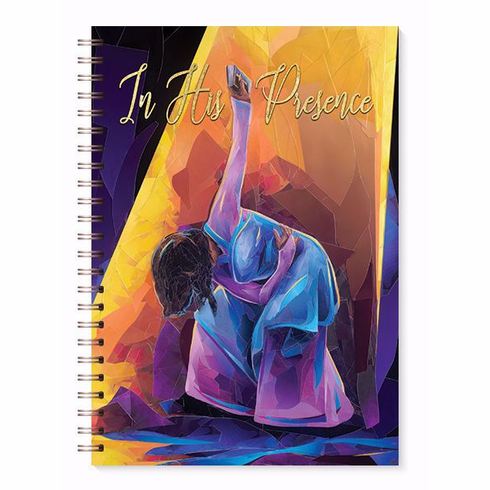 J215 In His Presence Journal