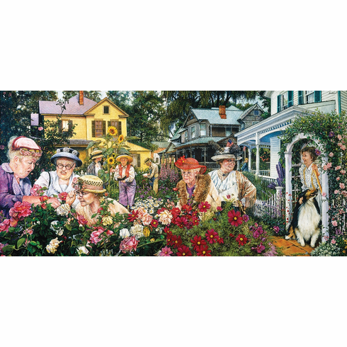 Ladies Garden Club - 1000pc Jigsaw Puzzle by Sunsout