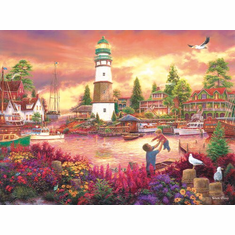 Love Lifted Me up - 1000pc Jigsaw Puzzle By Sunsout