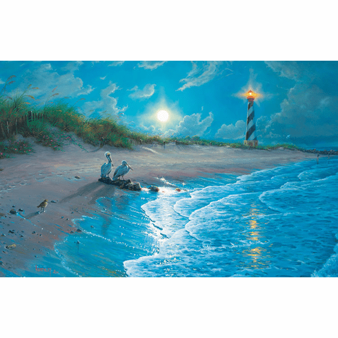 Moonlit Cove - 1000pc Jigsaw Puzzle by SunsOut