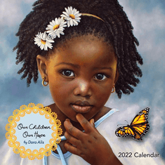 Our Children, Our Hope African American Wall Calendar