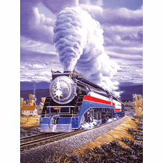 Steel Patriot - 500pc Jigsaw Puzzle By Sunsout