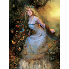Summer Dancer - 1000pc Jigsaw Puzzle By Sunsout