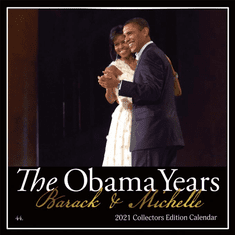 THE OBAMA YEARS 2021 AFRICAN AMERICAN WALL CALENDAR