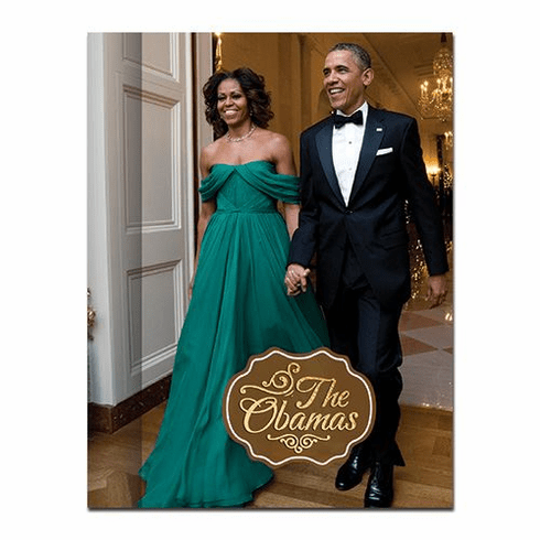 J156 The Obamas Journal
