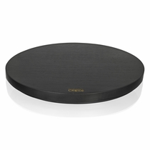 Prosumer's Choice 360 Rotating Swivel Stand - Lazy Susan for LED LCD TVs or Monitors 16.5 Inch, Black