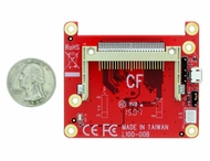 Raspberry Pi Add On USB to Compact Flash Converter Board Adapter