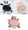 Sweetest Play Pads in 20 Plush Styles