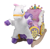Herbie's Royal Carriage Rocker