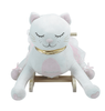 Kit Cat Plush Rocker