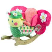 Miss Bessie Butterfly Rocker