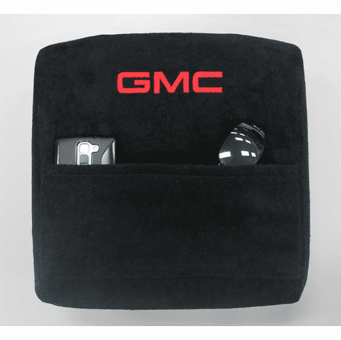 Center Console Cover with Logo - Compatible with GMC Sierra & Yukon 20